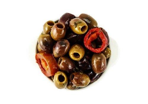 Le Nostrane Olives Dénoyetés Leccino