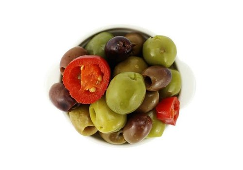 Le Nostrane Olives Mix Italien