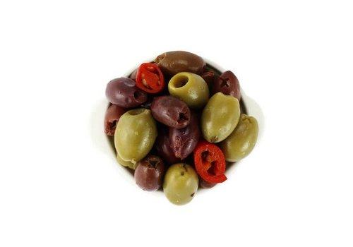 Le Nostrane Olives Mix Grecques