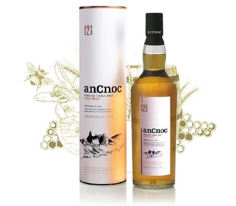 AnCnoc 12Y Whisky