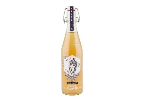 Save The Queen Liqueur de fleur de sureau