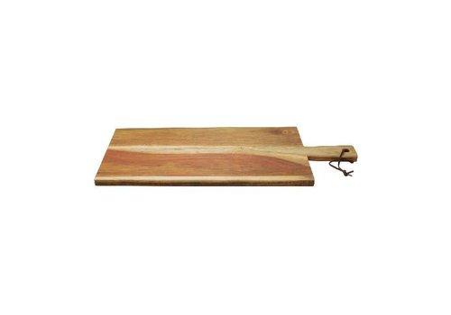Jeroen Meus - Dagelijkse Kost Serveerplank Lang 50 x 20 x 1,5cm - Dagelijkse Kost