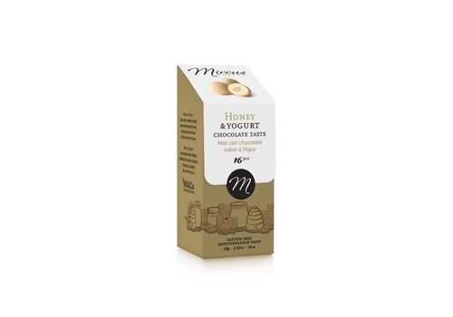 Mi & Cu Gourmet Honing & Yoghurt Amandelen