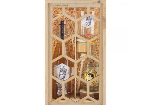 Save The Queen Vlierbloesemlikeur Gift Box