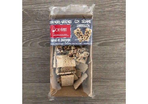 Bon Vivant Crackers Graines