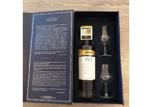 ABK6 VSOP Cognac Gift Pack