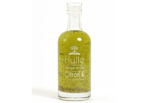 Côté Garrigue Huile d'olive au citron & gingembre
