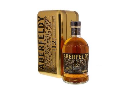 Aberfeldy 12 Years Giftbox