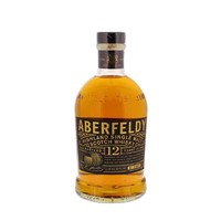 Coffret cadeau Whisky Aberfeldy 12 ans