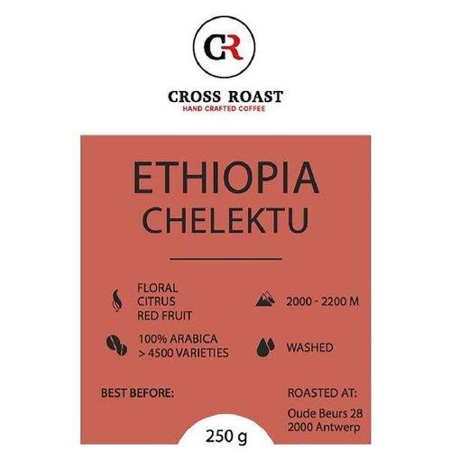 Koffiebonen Ethiopia Foge