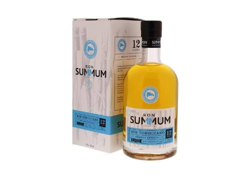 Summum Rhum 12 ans