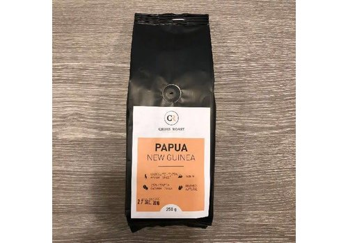 Cross Roast Gemalen Koffie Papua New Guinea