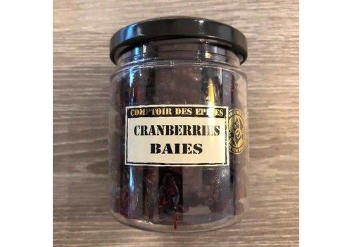 Le Comptoir des épices Cranberries