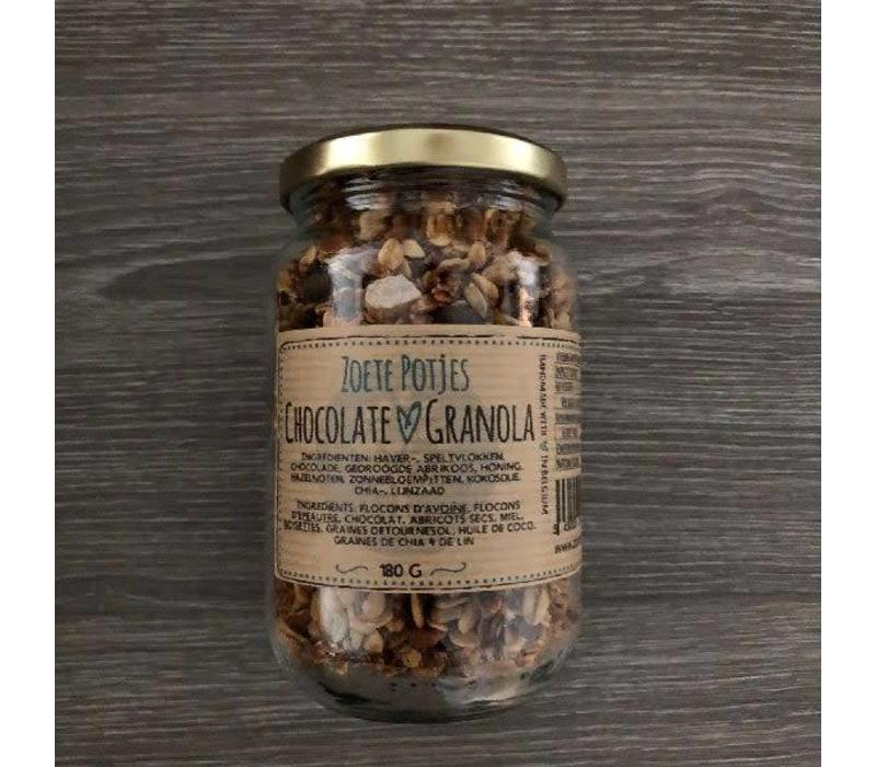 Chocolate Granola 180g