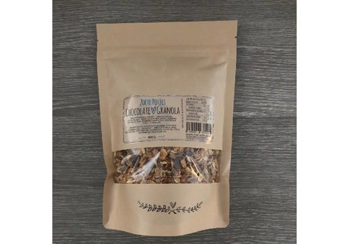 Chocolate Granola Refill 400g