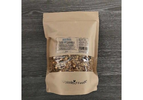 Seeds Granola Refill 800g