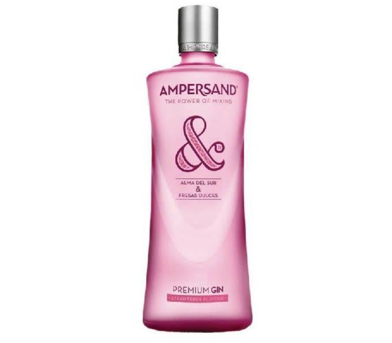 Ampersand Fresas Gin