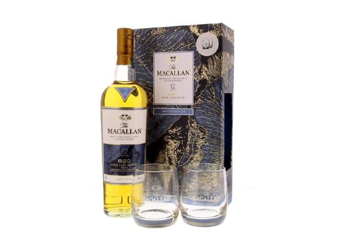 The Macallan 12 years Fine Oak Whisky EDITION LIMITEE