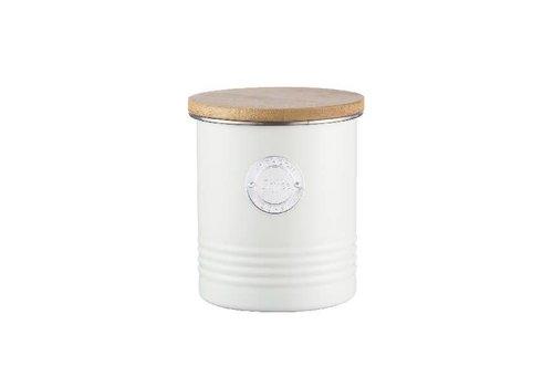 Typhoon Voorraaddoos Koffie Wit