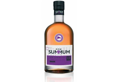 Summum Rhum Sherry Cream Cask Finish