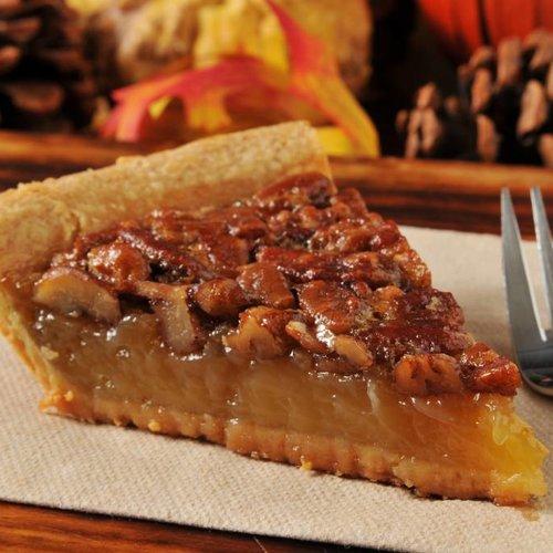 Pompoentaart met Pumpkin Pie Spice kruiden