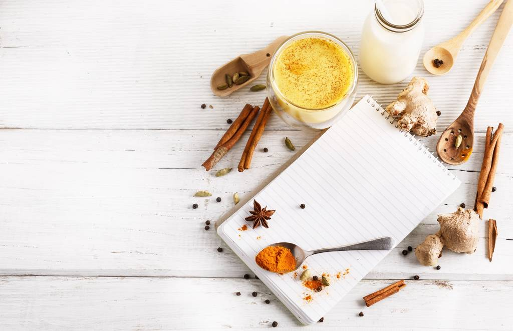 Golden Milk - Curcuma Latte