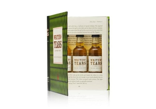Writer's Tears Copper Pot Whiskey 3 x 5 cl