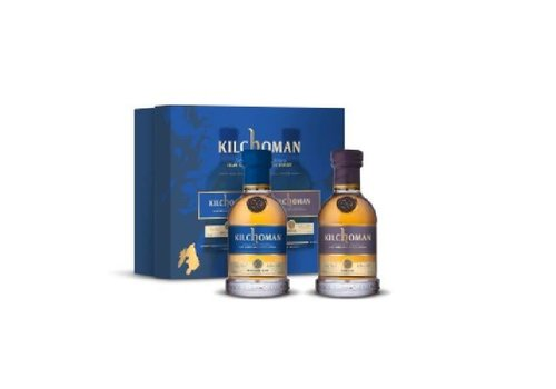 Kilchoman Gift Box Machir Bay & Sanaig 2 x 20cl