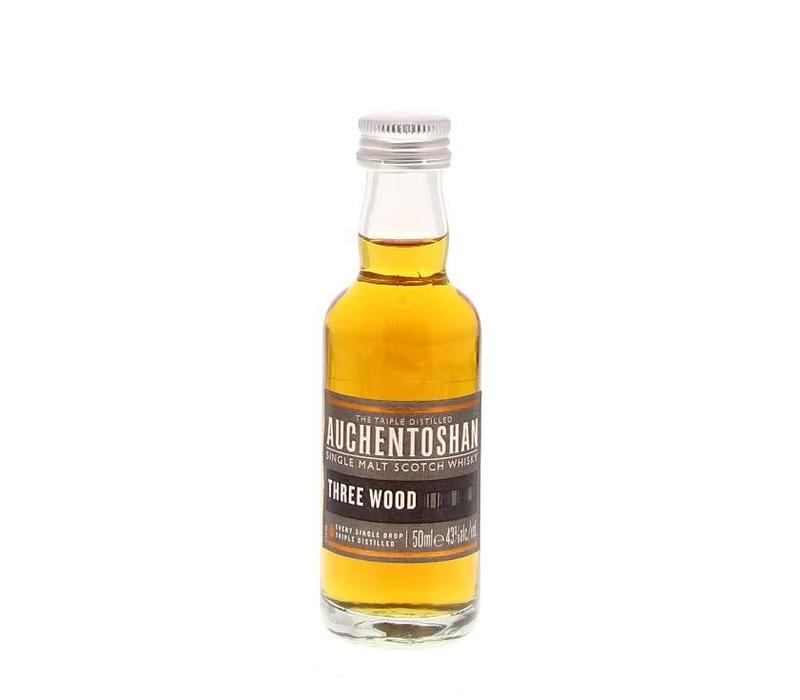Auchentoshan Three Wood Whisky 5cl