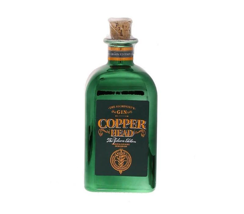 Copperhead Gibson Gin