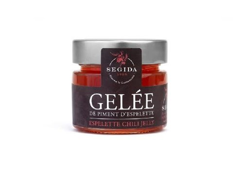 Segida Gelée de Piment d'Espelette A.O.C