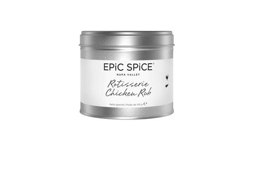 Epic Spice Rotisserie Chicken Rub
