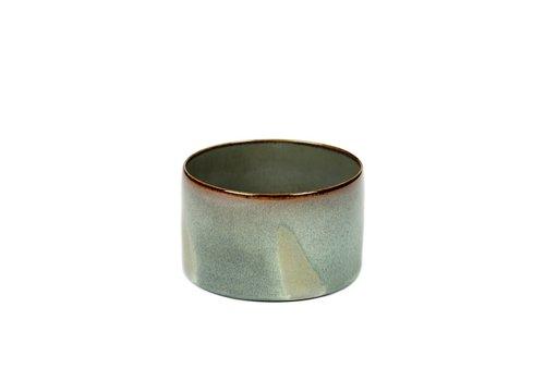Anita Le Grelle gobelet cylindre bas d7.5 h5 misty grey / smokey blue
