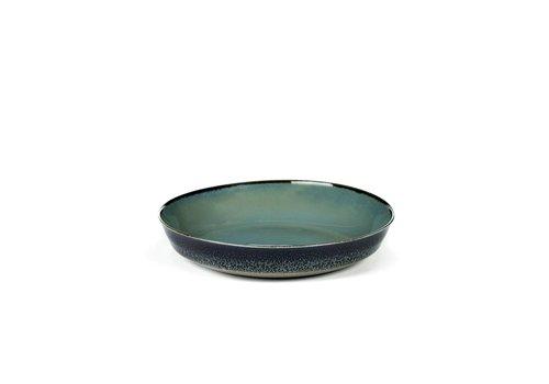 Anita Le Grelle diep bord s d17,5 h3 smokey blue/ dark blue