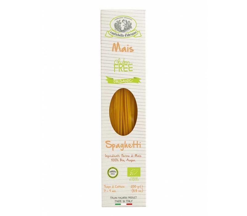 spaghetti van mais (glutenvrij en bio)