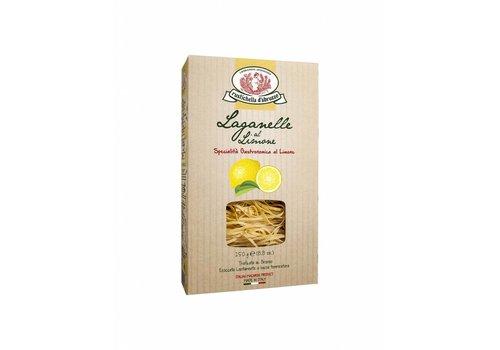 Rustichella d'Abruzzo Laganelle all 'uovo al limone
