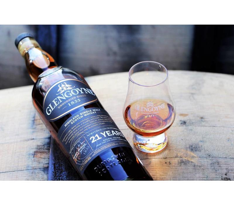 25/10/2018 - Whisky Tasting Glengoyne