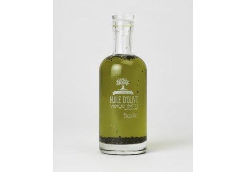 Côté Garrigue Huile d'olive au basilic
