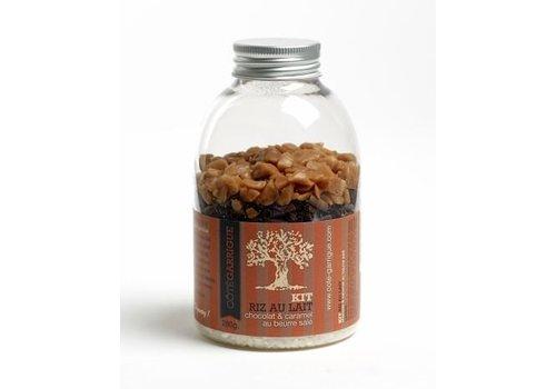Côté Garrigue Kit rijstpap met chocolade en gezouten karamel