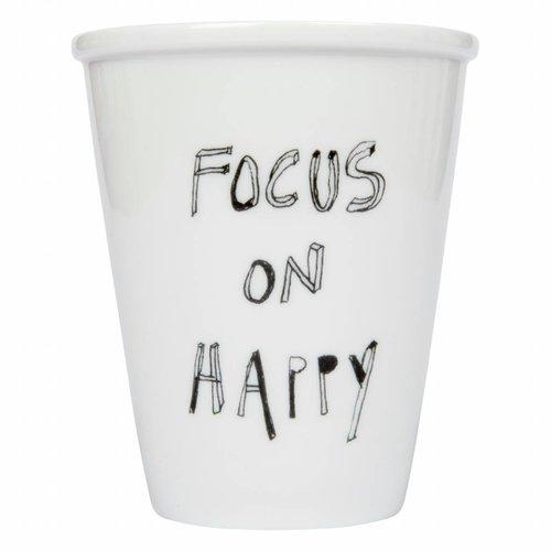 beker focus on happy