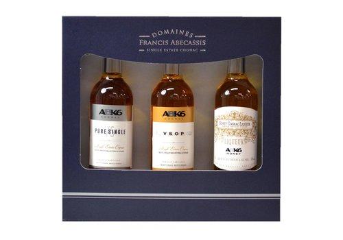 ABK6 Cognac Mini's Gift Pack 3 pc