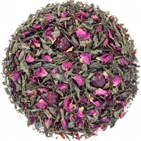 Canneberge et Rose Recharge N ° 037 - Pure Flavor Thé 75 g