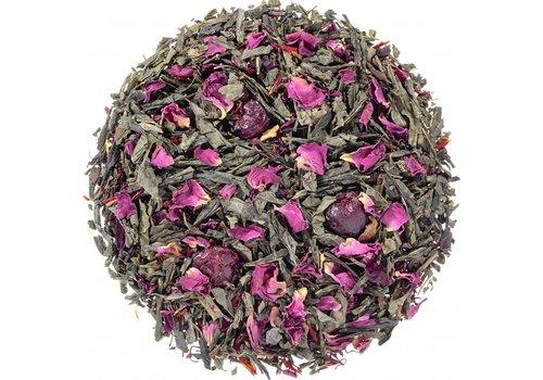 Pure Flavor Canneberge et Rose thé