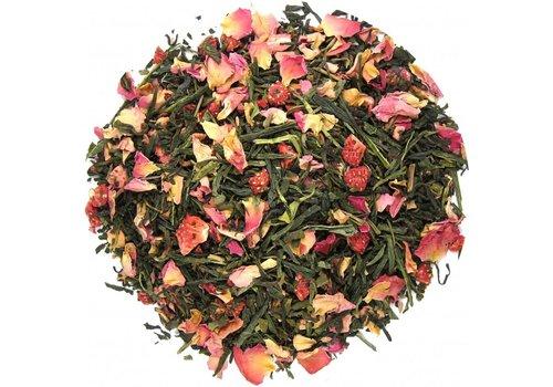 Pure Flavor Rose et Fraise thé