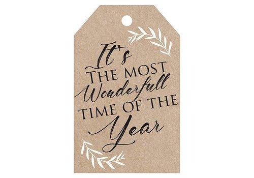 C'est la période la plus merveilleuse de l'année Carte de voeux