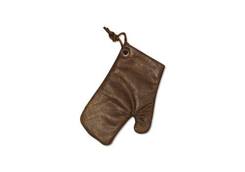 DutchDeluxes Gant de four -  Couleur Vintage Brun