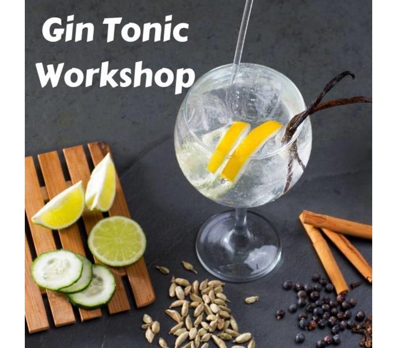 18/01/2019 - Dégustation Gin Tonic