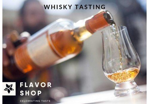 26/04/2019 - Whisky Tasting