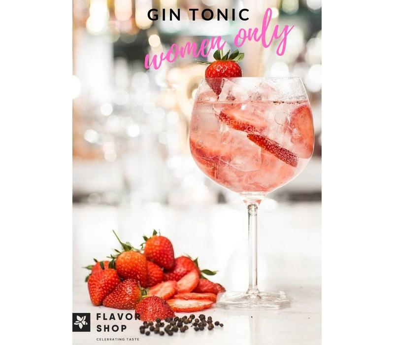 01/02/2019 - Gin Tonic Tasting Women Only