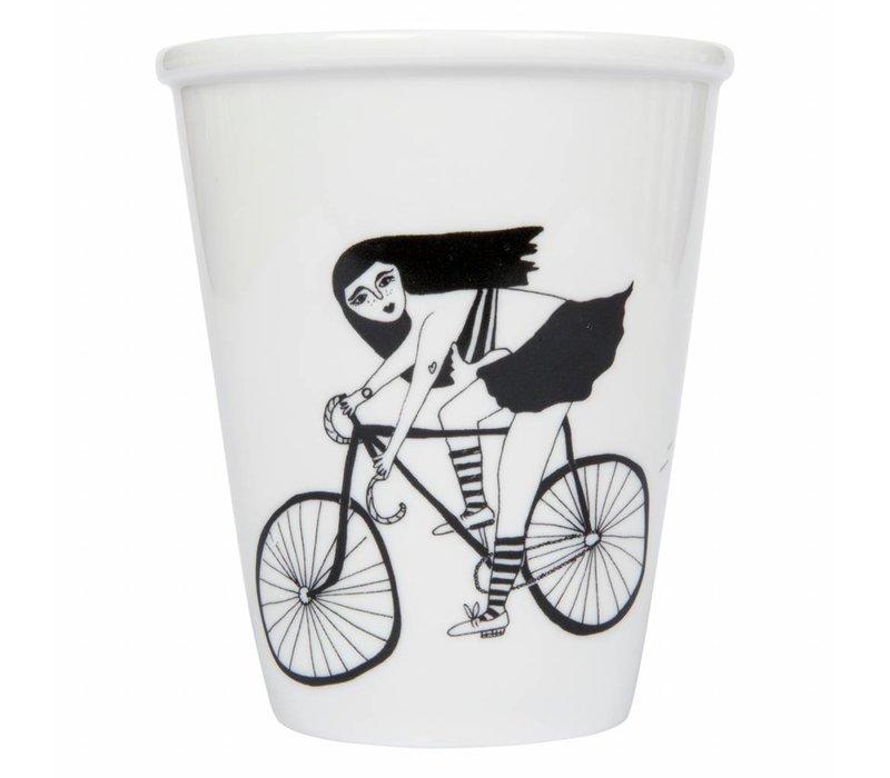Copy of tasse en porcelaine adam & eva